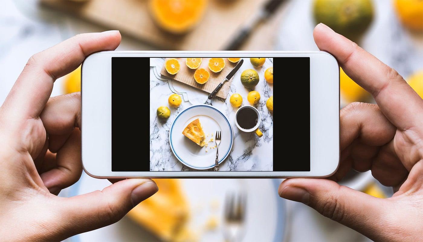 4 نصائح هامة عند تصوير المنتجات عبر هاتفك الذكي لصور احترافية لمتجرك