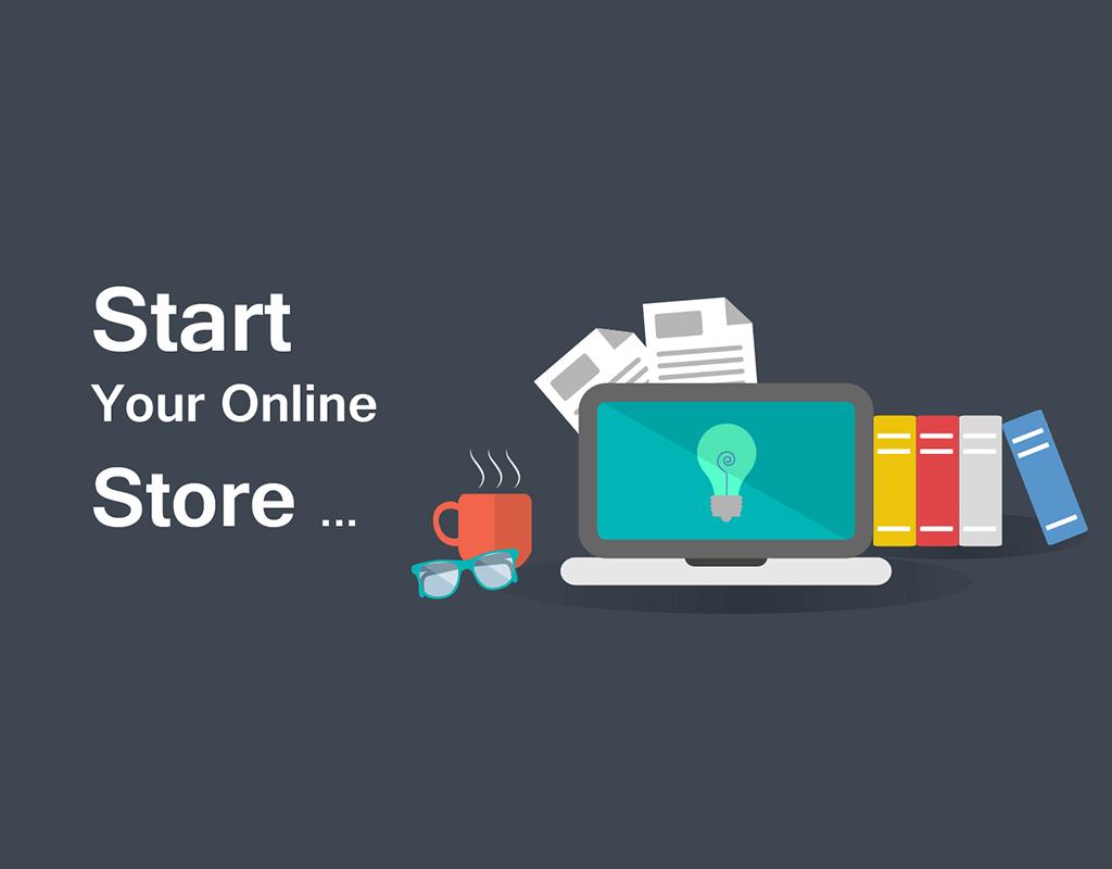 انشاء المتجر الالكتروني الخاص بك
